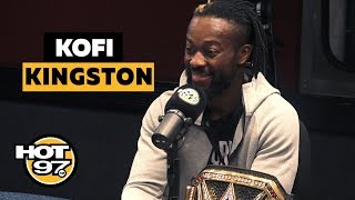 WWE Champion Kofi Kingston On His Return To Ghana + Answers Fan Questions