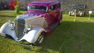 American Beauty Car Show 2017 näitus