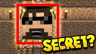 THIS SECRET MINECRAFT ROOM IS A LIE!! thumbnail