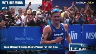 Top Moments from #WTS10Years - Norway Sweeps Men