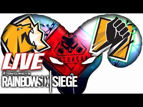 Mission Outbreak - Finka und Lion Gameplay - Neue Operator Rainbow Six Siege deutsch