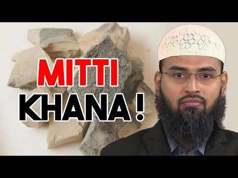 Mitti Khana Kya Durust Hai By Adv. Faiz Syed