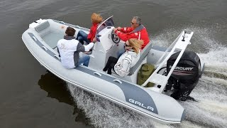 GALA Atlantis A450L with 60HP