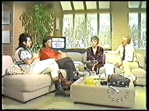 Martin Shaw and Paul King  Good Morning Britain   August 1985 22