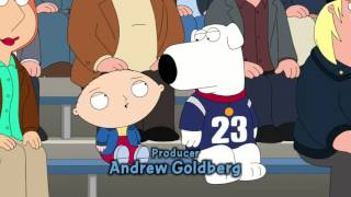 Family Guy - NFL Game Experience