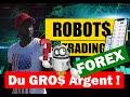 ROBOTS DE TRADING AUTOMATIQUE, LES MEILLEURS ROBOTS FOREX ...