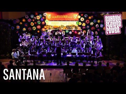 SANTANA - Jahreskonzert 2018