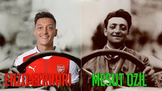 Football Players Look Alikes [2] ● ft. Salah, Ozil, Lampard...
