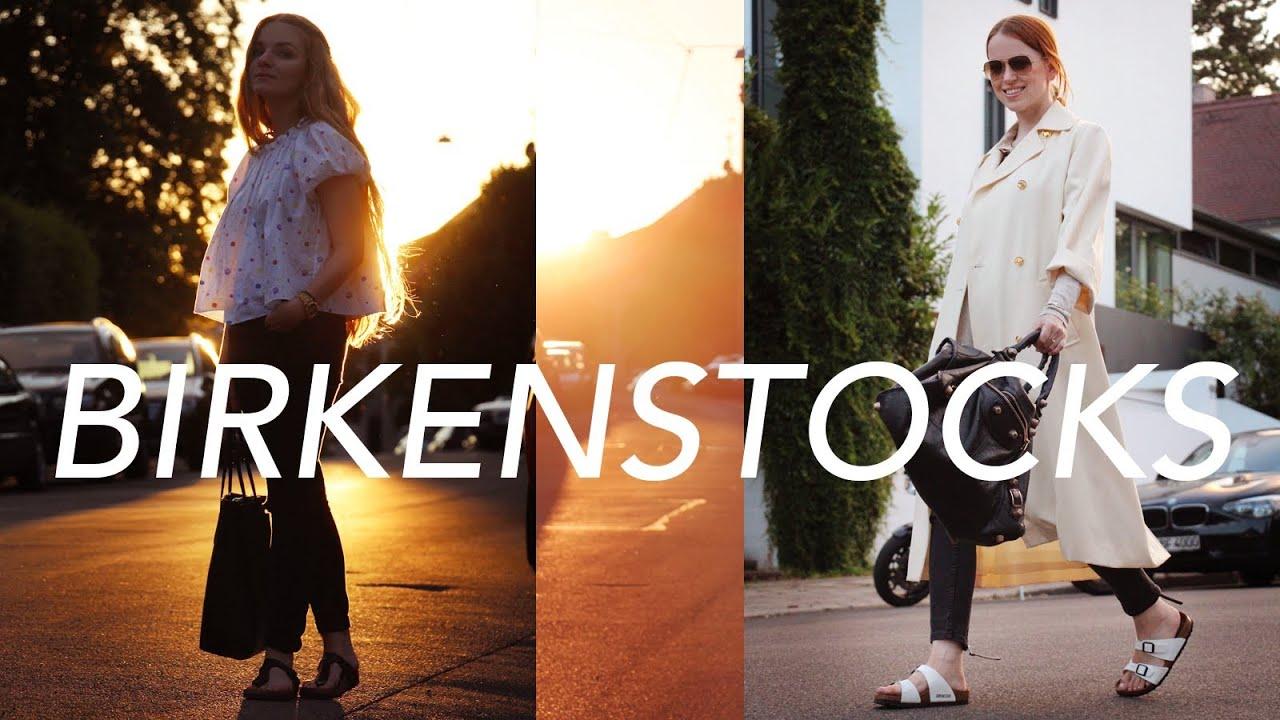 #FashionFrage: Wie trägt man Birkenstocks?