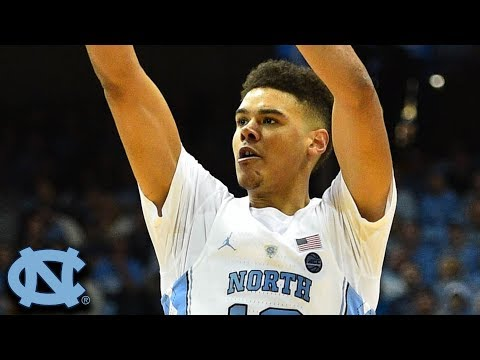UNC's Cam Johnson On Big Win Over Duke