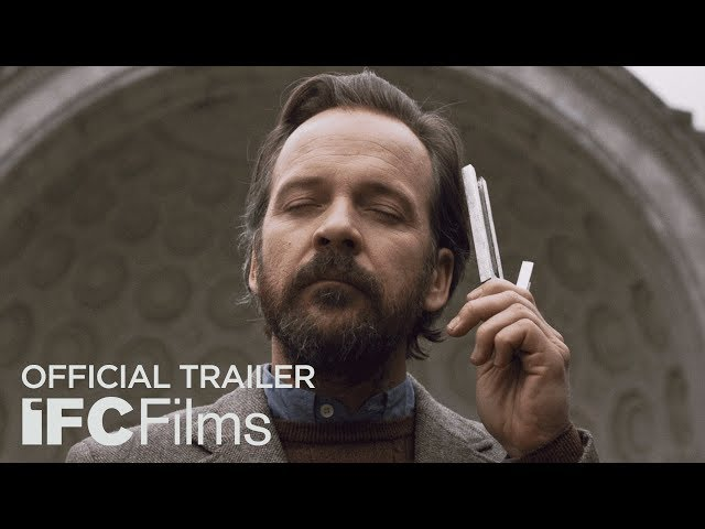 The Sound of Silence - Official Trailer I HD I IFC Films