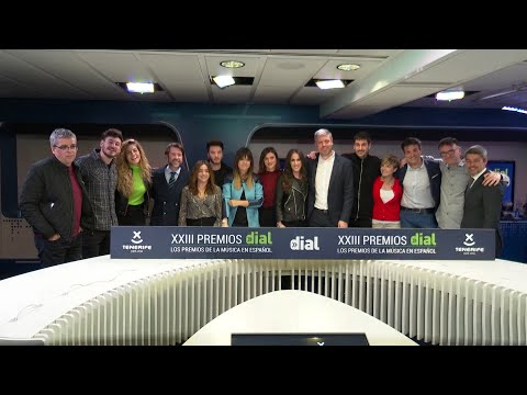 Os triunfitos galegos Miriam e Cepeda, entre os gañadores dos XXIII Premios Cadena Dial