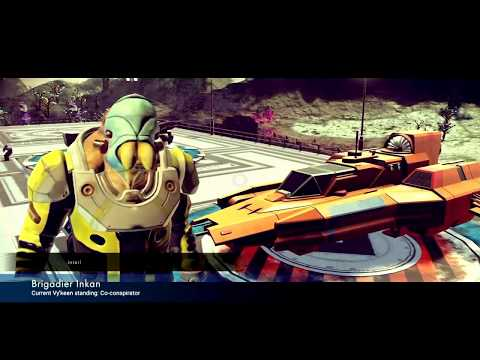 Discovering a trading Station | No Man Sky Ep  4