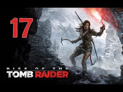 Rise of the Tomb Raider PC 100% Walkthrough 17 (The Acropolis) Rescue Mission