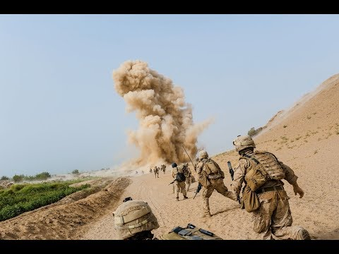 DRAMATIC FIREFIGHT in Afghanistan (ISAF TRIBUTE)
