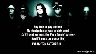 Repeat youtube video Hollywood Undead - Everywhere I Go Karaoke