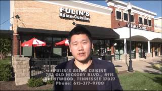 FULIN'S ASIAN CUISINE, FASTEST GROWING, TENNESSEE AND ALBAMA