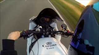Suzuki GSXR 1000 K5 Fun with GoPro3 ᴴᴰ