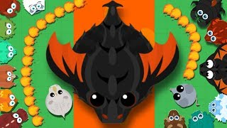MOPE.IO / THE MIGHTY KING DRAGON GAMEPLAY / KD DOWNGRADED TO MOUSE