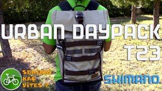 SHIMANO Urban Daypack (T23) - SKV?