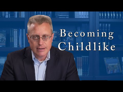 Why Good People Suffer and How to be Childlike