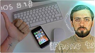 Обзор iOS 8.1.3 на iPhone 4s.Как обновить Тест Downgrade  Мысля от Эдгара 2015  HD(, 2015-01-30T10:28:37.000Z)