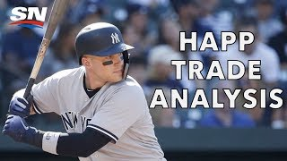 Instant Analysis: J.A. Happ Traded For Brandon Drury  and Billy McKinney   Good Show