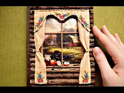 Country Home Journal Tutorial - Polymer clay