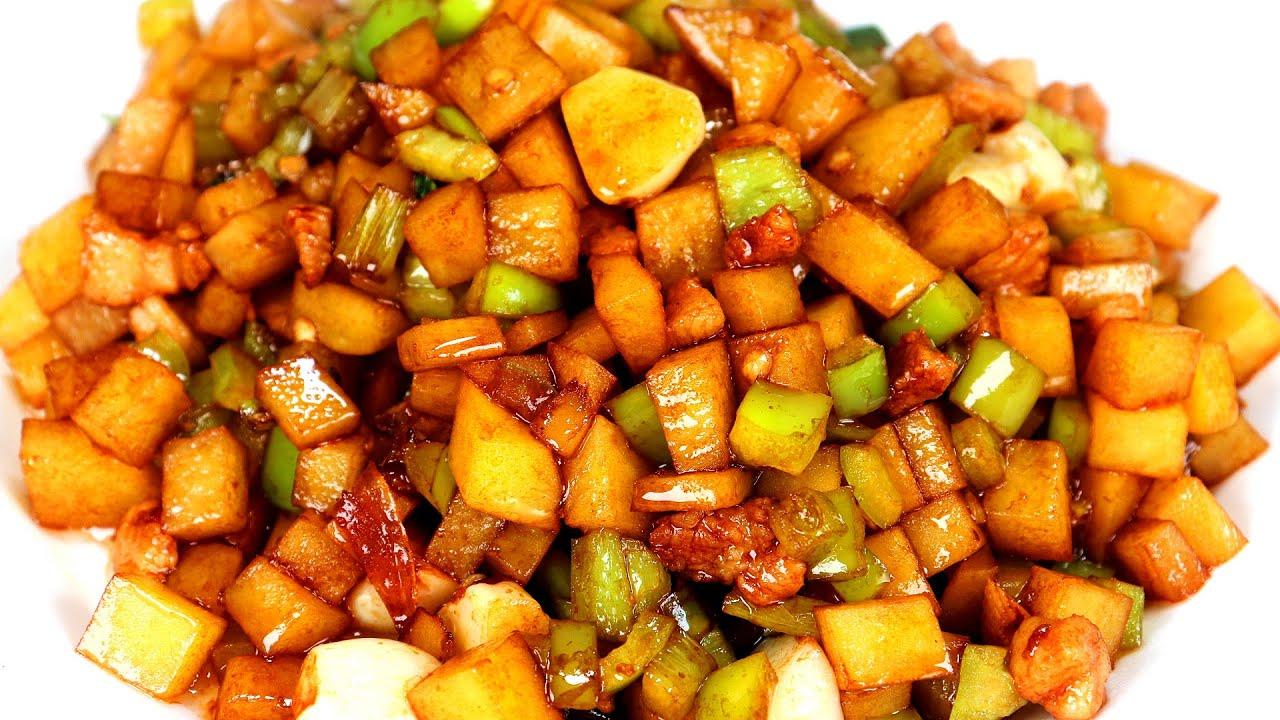吃了半輩子土豆,這做法真是第壹次見,營養解饞,多吃3碗米飯! - YouTube