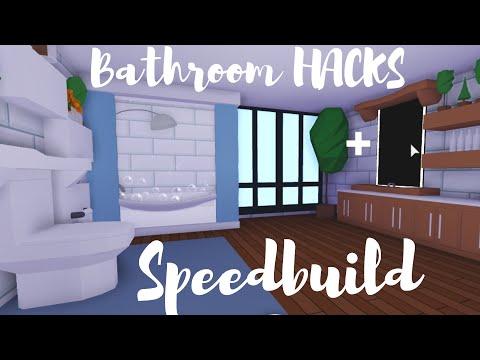 bathroom-hacks-+-speedbuild-roblox-adopt-me!