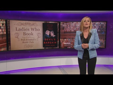 Thumbnail: Ladies Who Book: Steve Bannon | August 9, 2017 Act 1 | Full Frontal on TBS