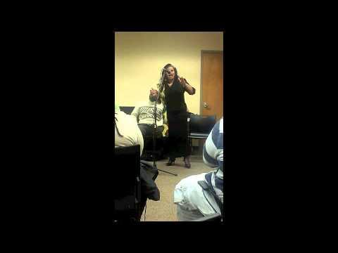Black History Program and Song ( Birmingham Alabama)