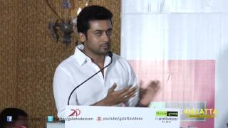 Suriya at 36 Vayadhinile Success Meet