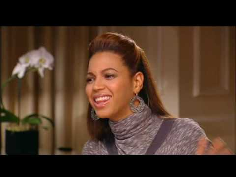 Beyonce 2008 Interview (Sky News) - FUNNY!