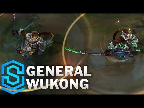 General Wukong (2020) Skin Spotlight - League of Legends
