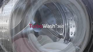 Новая стиральная машина LG TurboWash360 Умная стиральная машина _ 1