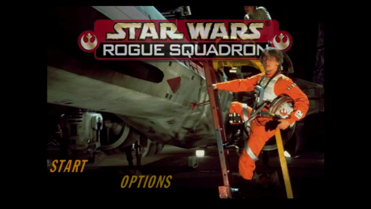 Star Wars Rogue Squadron