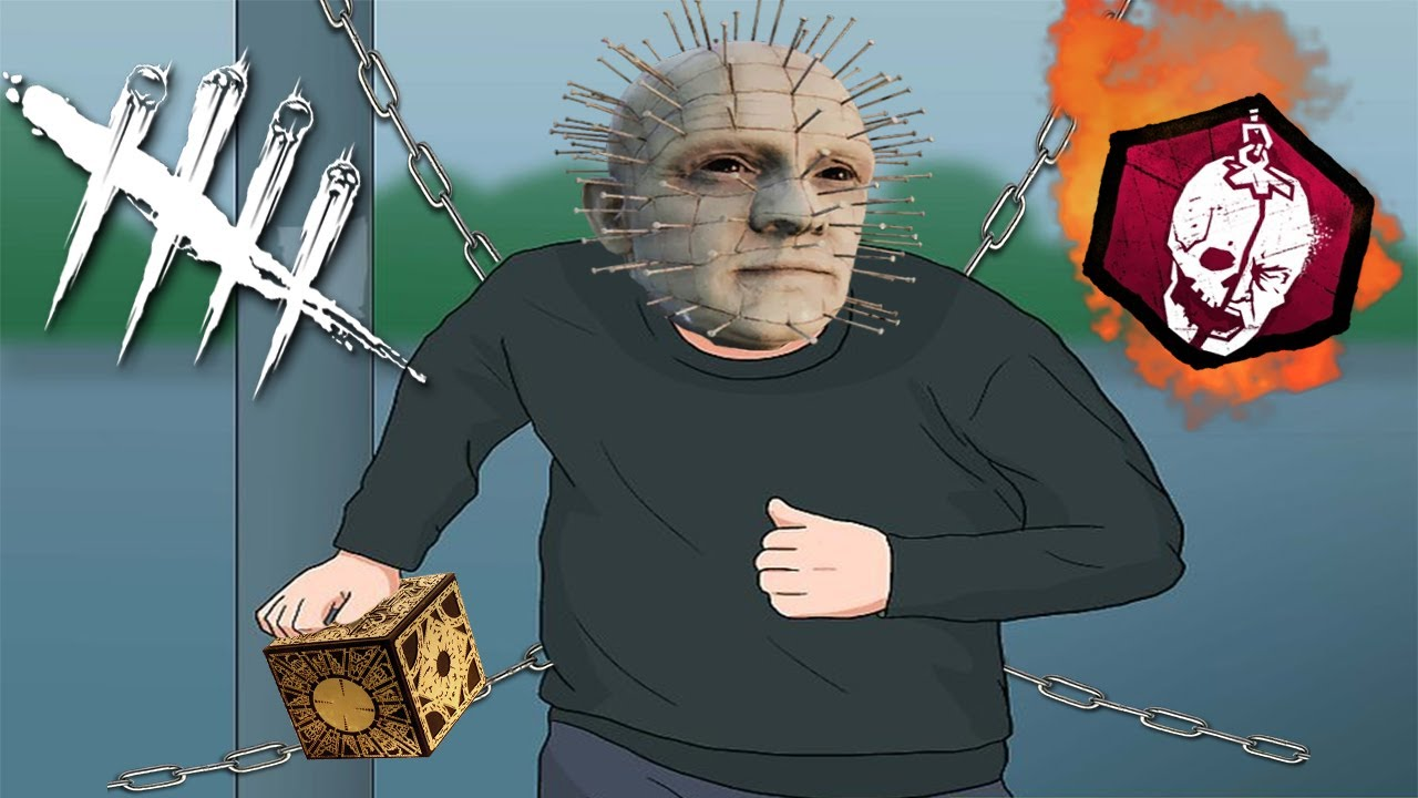 Download DBD: Pinhead is actually very FUN...