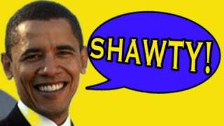 Repeat youtube video Songify This - Obama Sings to the Shawties (replay extended)