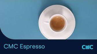 CMC Espresso: Kommt die BIG NEWS bis Samstag?