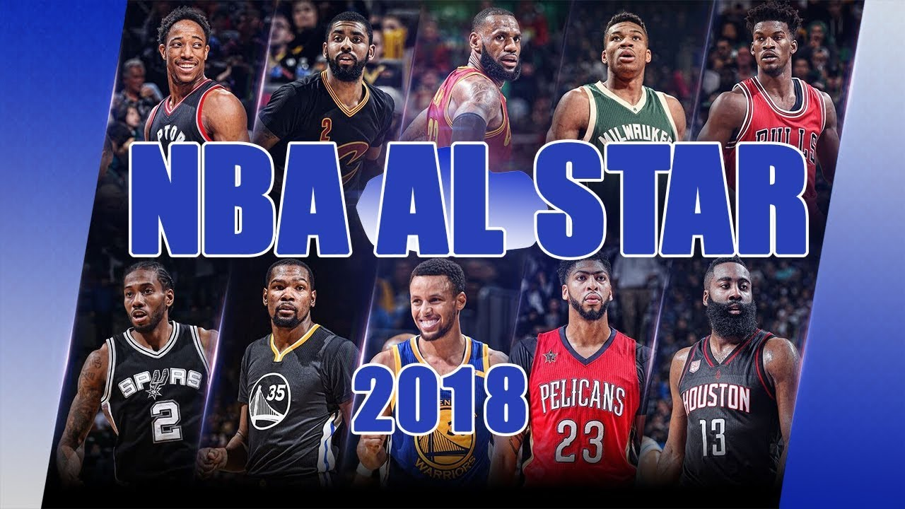 NBA All-Star Game | 2018 NBA All-Star voting first returns ...