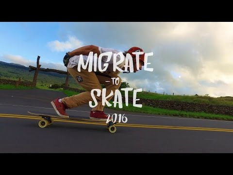Migrate To Skate 2016 Part 1 - Skate[Slate].TV