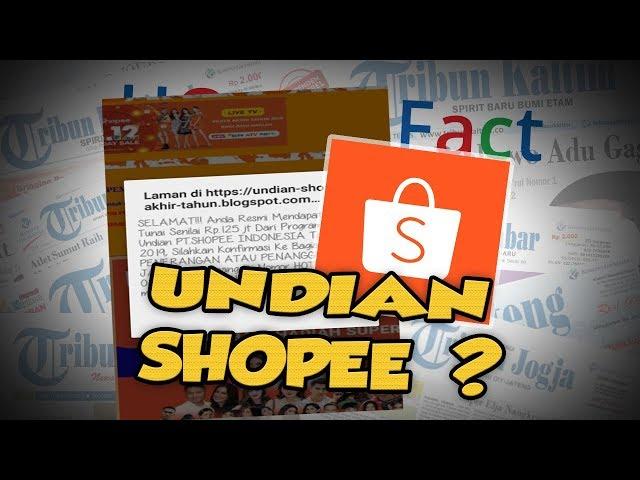 Hoax Or Fact Shopee Umumkan Pemenang Undian Akhir Tahun Rp125