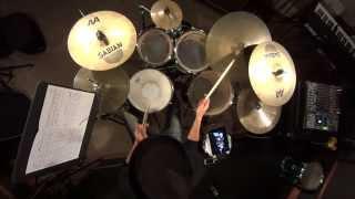 【Drum Cover】ハロー・ハロー - Superfly by Chikara Kitagawa