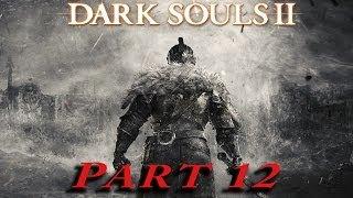 Dark Souls 2 - Part 12 Secret Shortcut to Boss - Exile Holding Cells - Ruin Sentinels