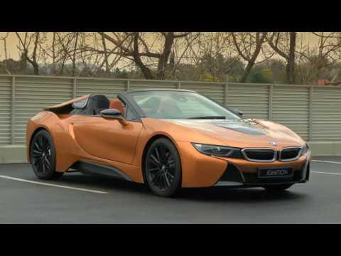 Bmw I8 Roadster 2018 Youtube