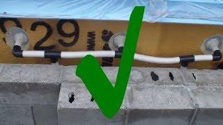 видео Форсунка для бетонного бассейна