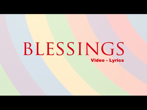 Blessings - Lyrics