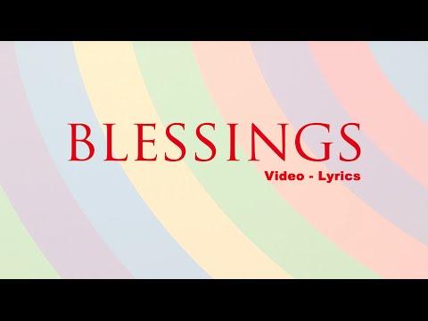 Blessings - Lyrics