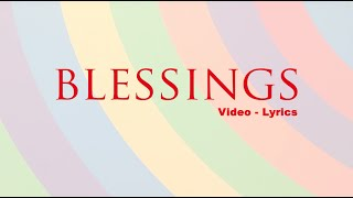 Video Blessings - Lyrics download MP3, 3GP, MP4, WEBM, AVI, FLV Agustus 2018